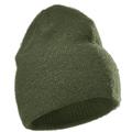 Pfanner Wollfilzmütze grün